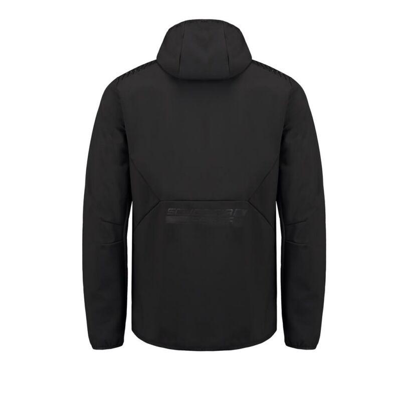 Ferrari softshell pulóver - Scudetto fekete