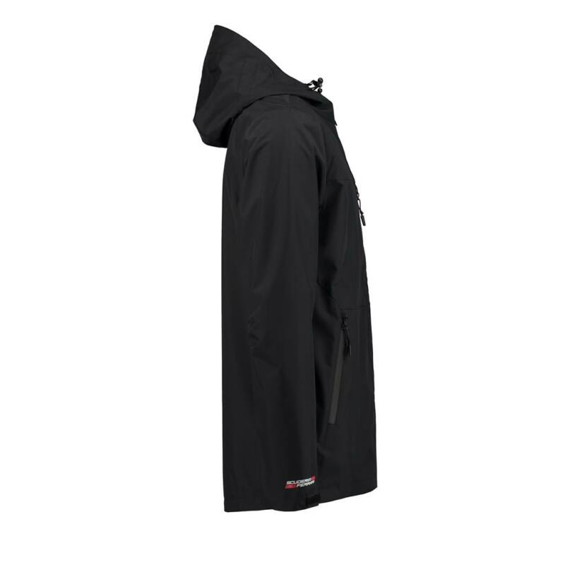 Ferrari kabát - Scudetto Lightweight fekete