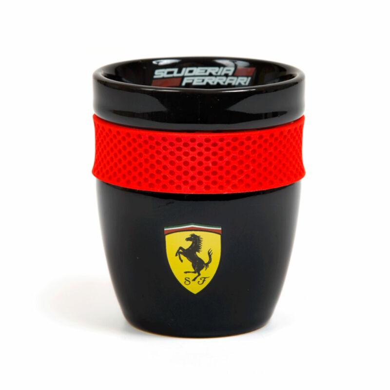 Ferrari bögre - SF Doucolor Carbon fekete