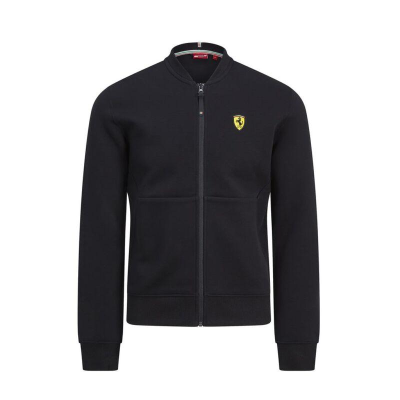 Ferrari pulóver - Classic Full Zip fekete