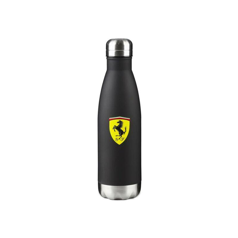 Ferrari kulacs - Scudetto Steel fekete