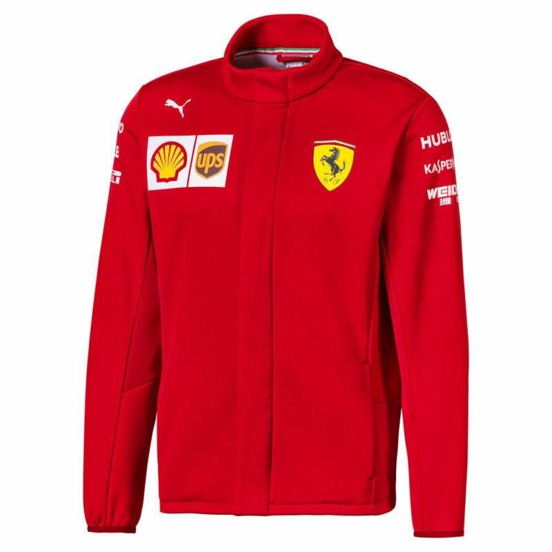 Ferrari softshell pulóver - Team