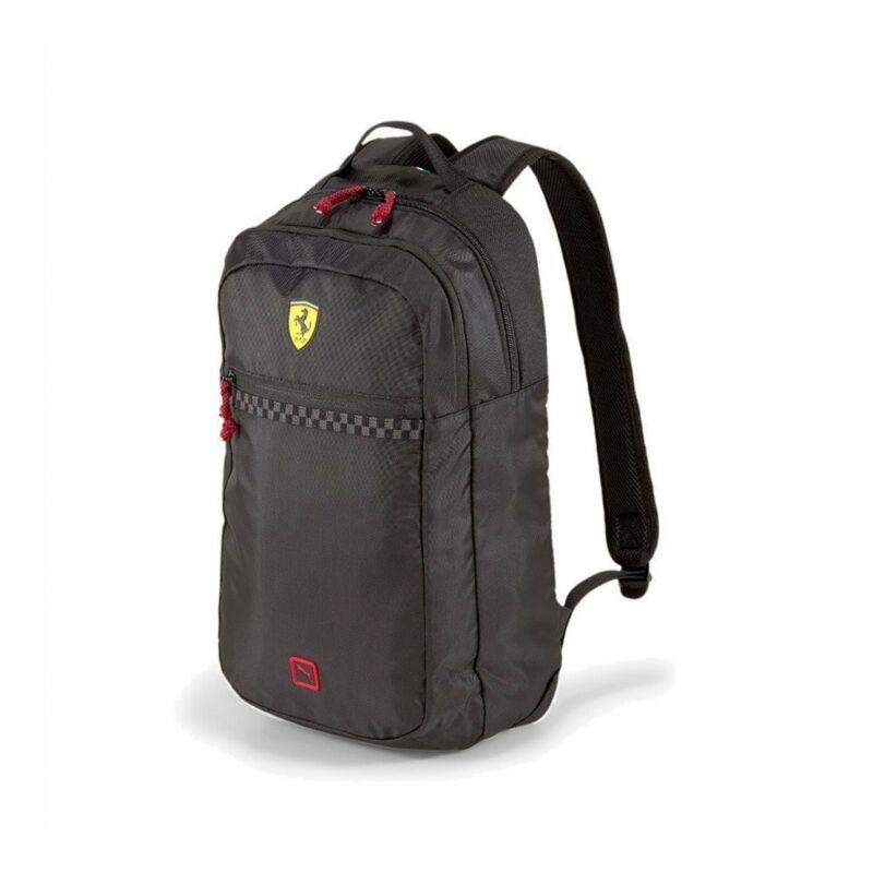 Ferrari hátitáska - Rucksack fekete