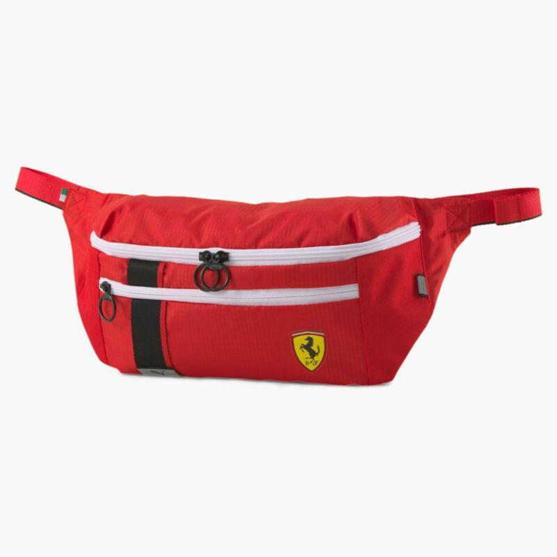 Ferrari övtáska - Scudetto piros