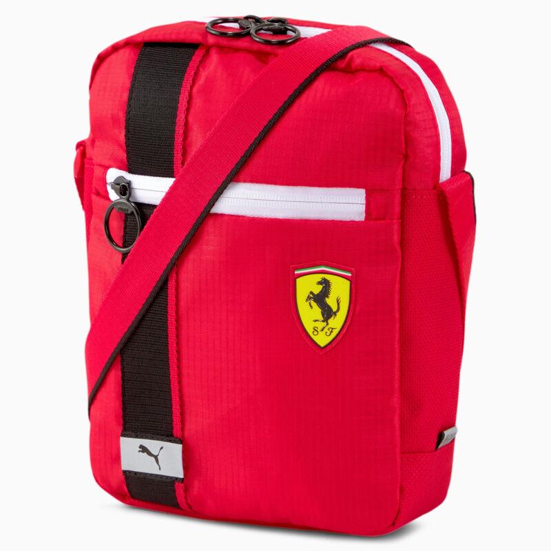 Ferrari kistáska - Scudetto Sport piros