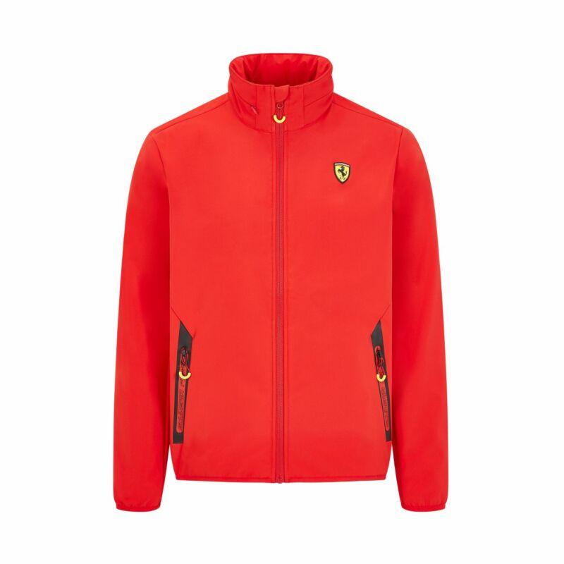 Ferrari softshell pulóver - Scudetto SF piros