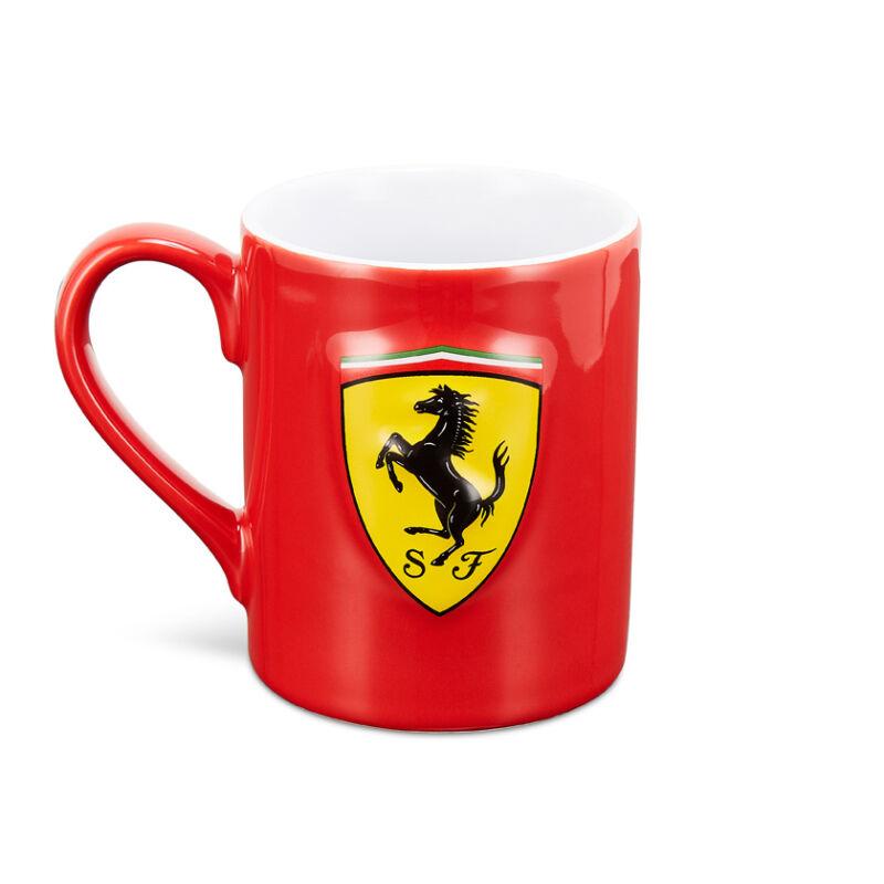 Ferrari bögre - Scudetto piros