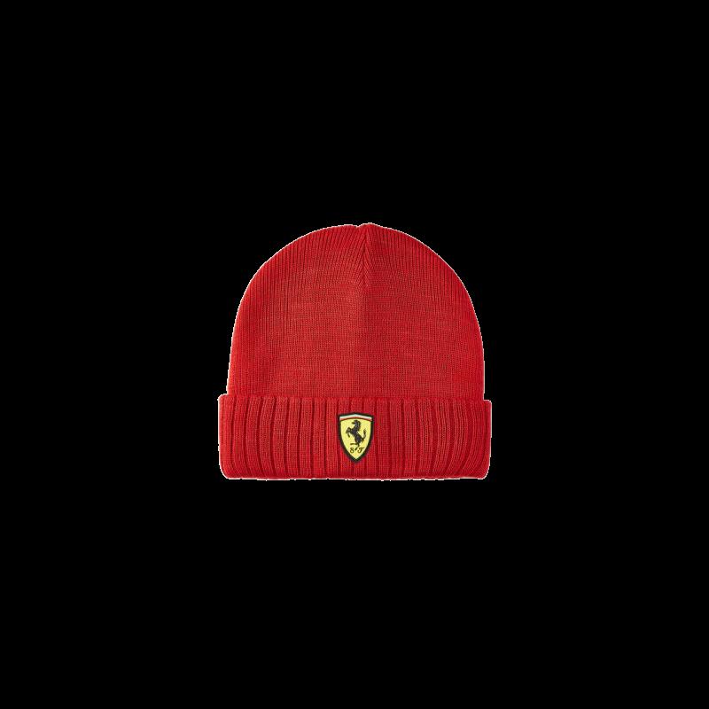 Ferrari sí sapka - Scudetto fekete