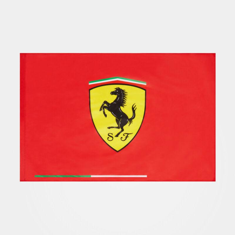 Ferrari zászló - Italy Stripe