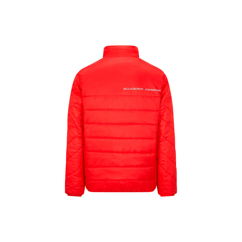 Ferrari kabát - Double Logo Winter piros