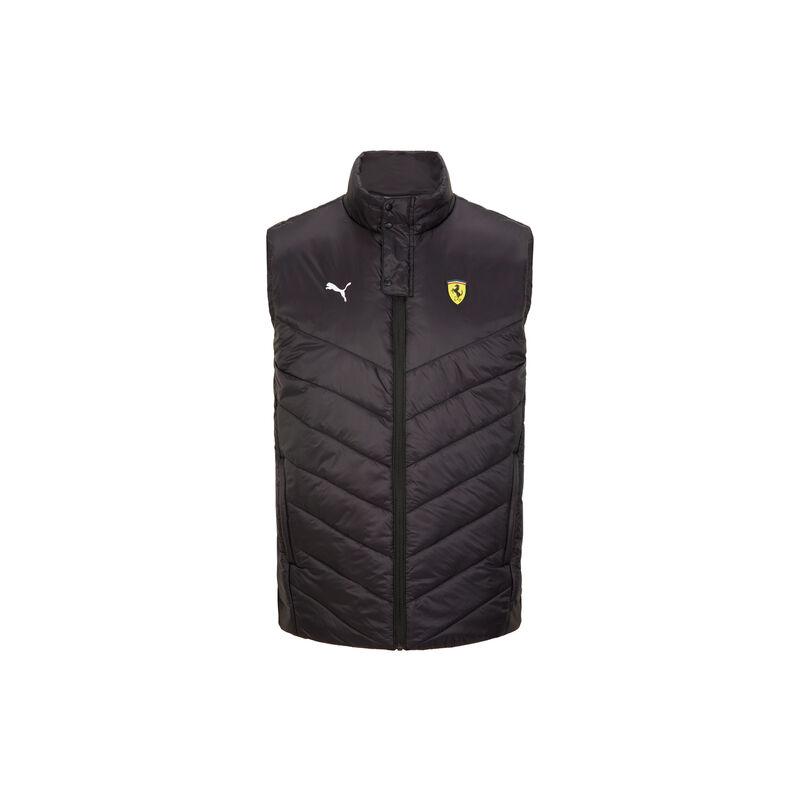 Ferrari mellény - Double Logo Winter fekete