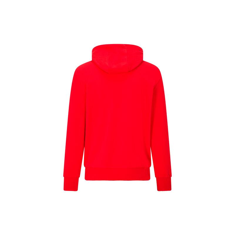 Ferrari gyerek pulóver - Scudetto Duocolor piros
