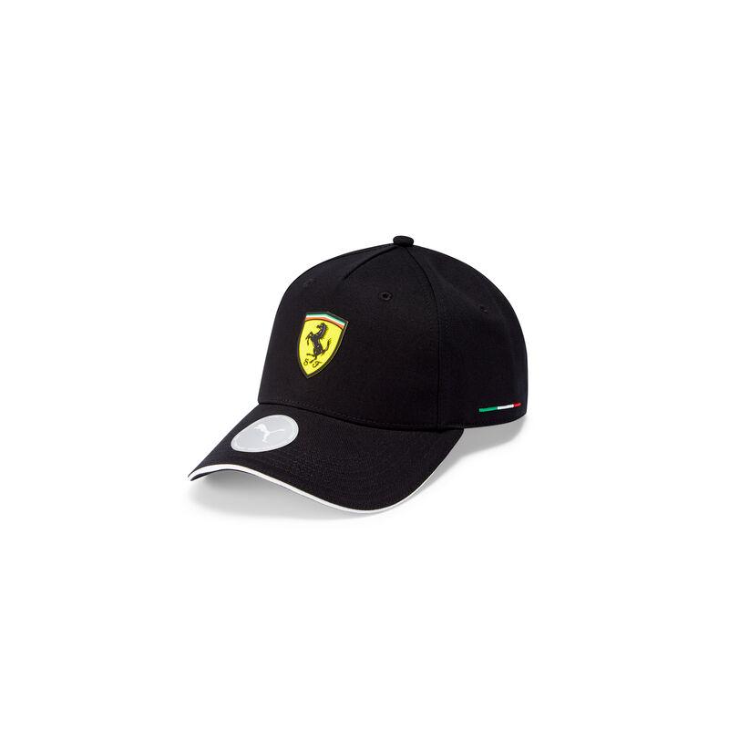 Ferrari sapka - Scudetto fekete