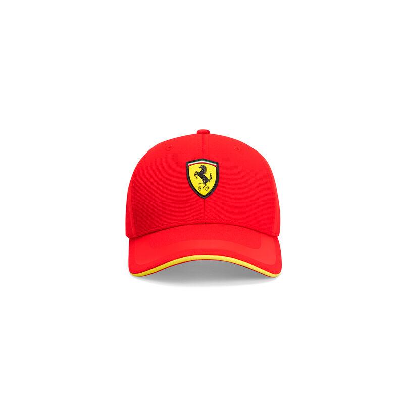 Ferrari sapka - Shadow Stripe piros