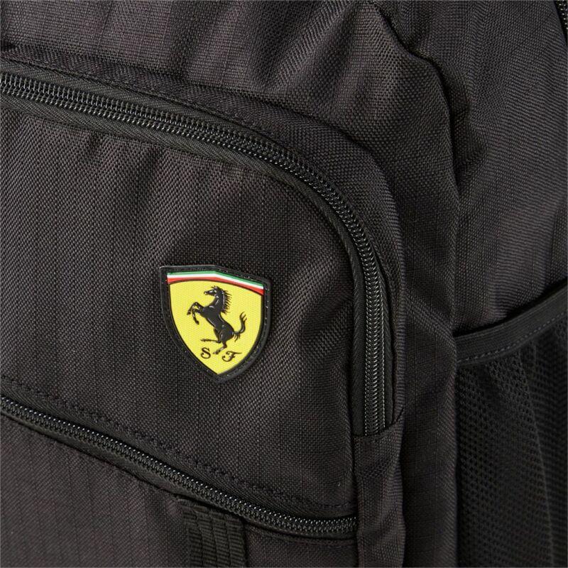 Ferrari hátitáska - Scudetto Backpack fekete