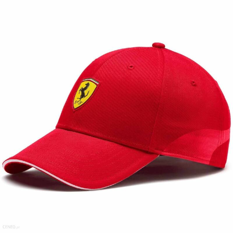Ferrari sapka - Scudetto Dynamic piros