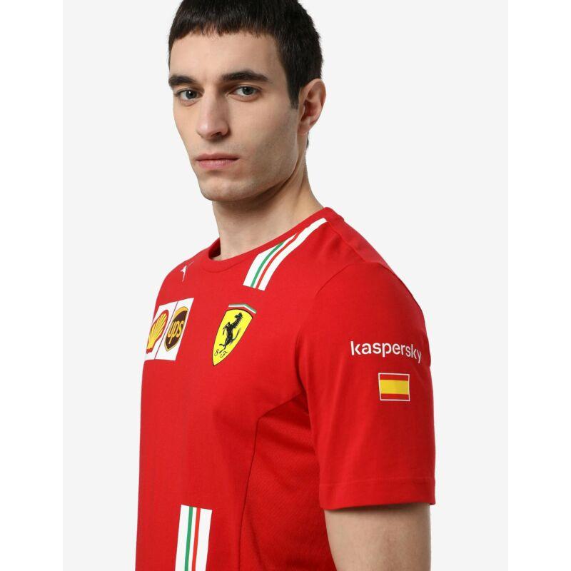 Ferrari póló - Team/Sainz