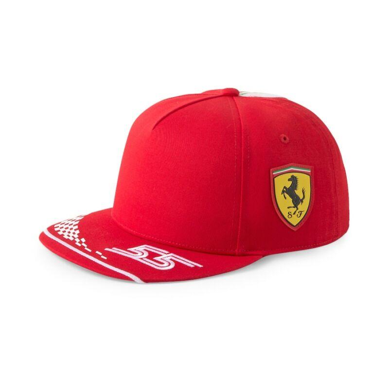 Ferrari gyerek sapka - Driver Carlos Sainz
