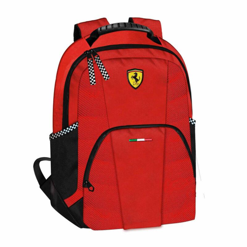 Ferrari hátitáska - Racing piros