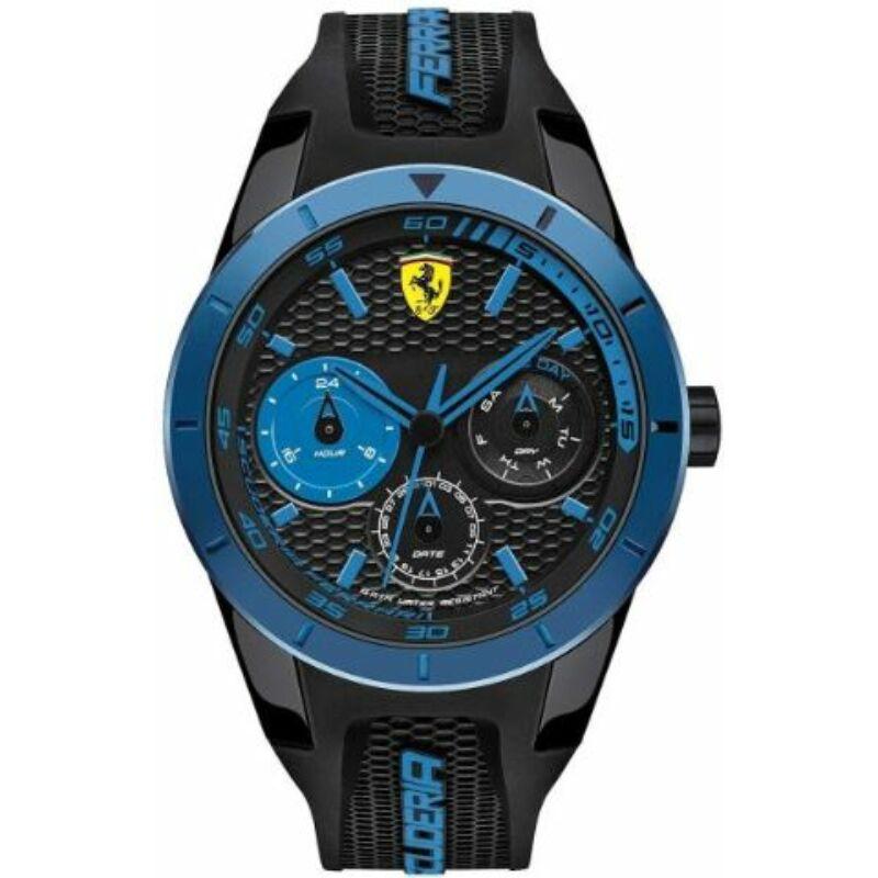Ferrari óra - Red Rev T Chrono kék