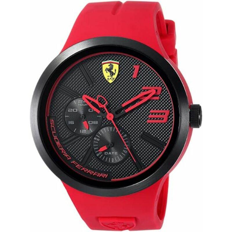 Ferrari óra - FXX Chrono piros