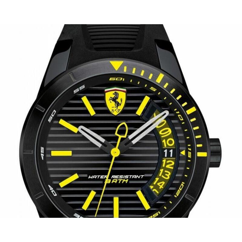 Ferrari óra - Red Rev T RPM