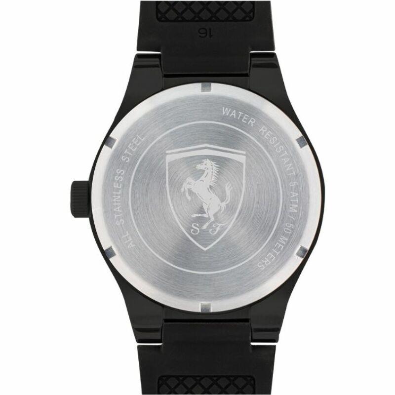 Ferrari óra - Speciale Multi arany-fekete