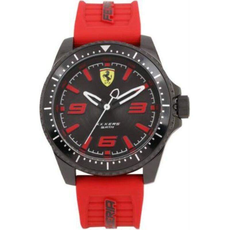 Ferrari óra - XX KERS piros-fekete