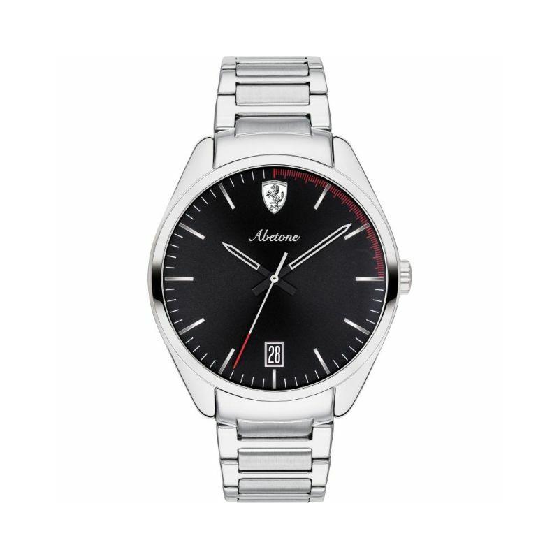 Ferrari óra - Abetone Steel fekete
