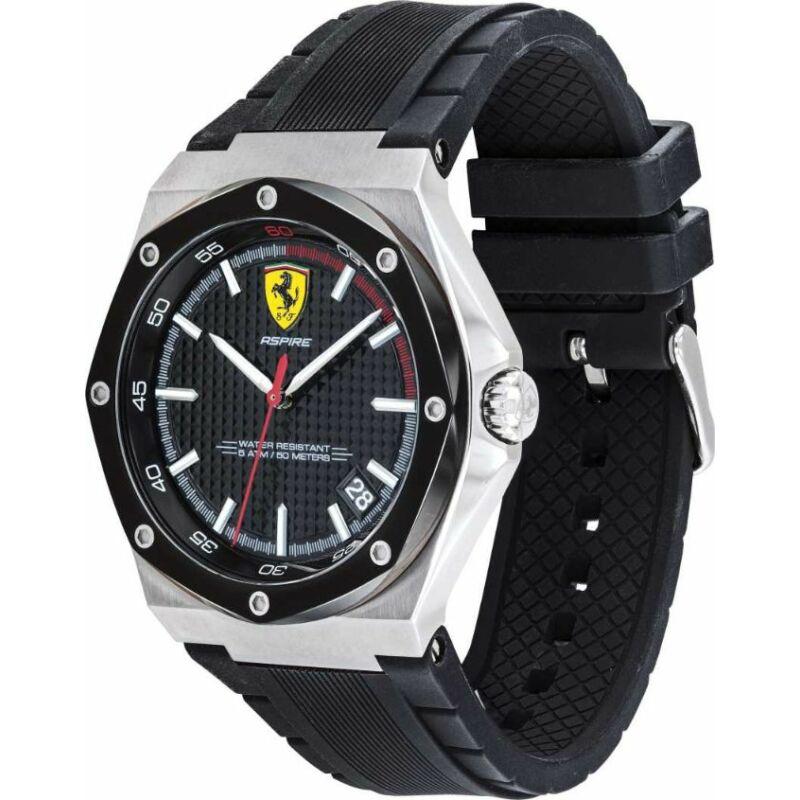 Ferrari óra - Aspire fekete