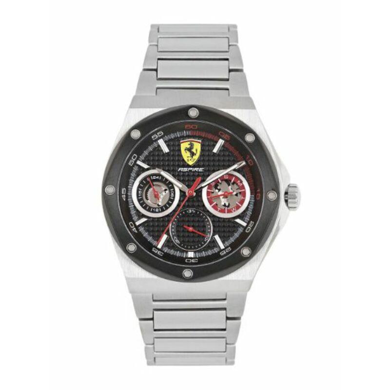 Ferrari óra - Aspire Chrono Steel fekete