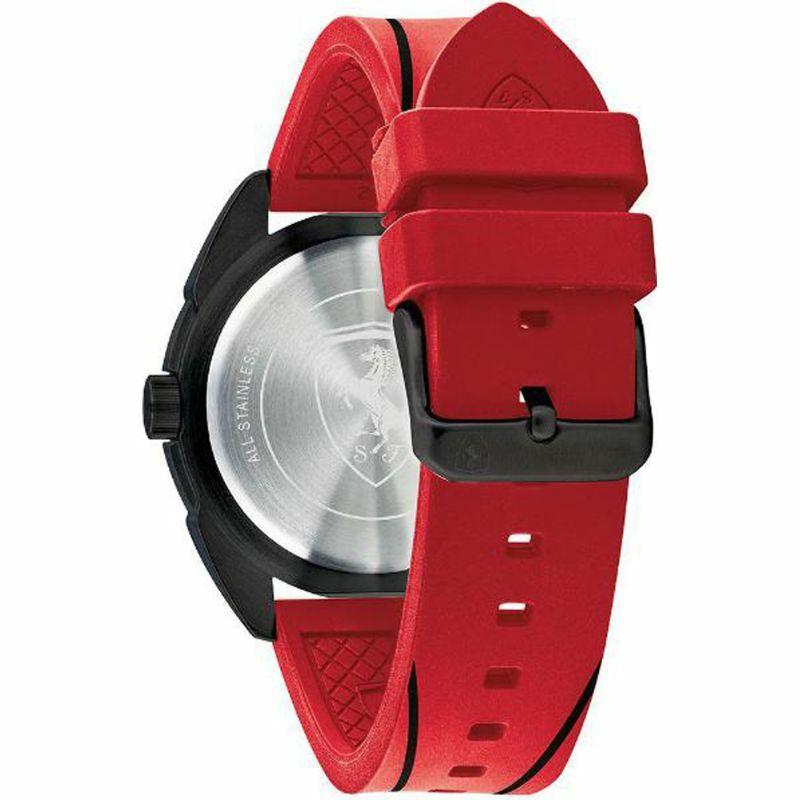 Ferrari óra - Forza piros-fekete