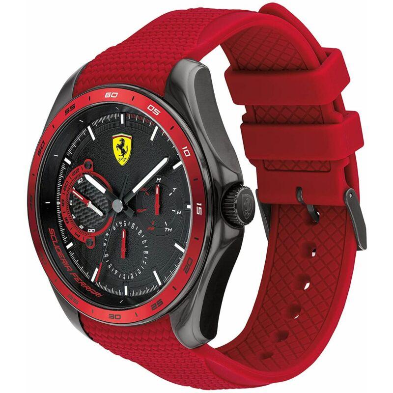 Ferrari óra - Speed Racer Chrono piros