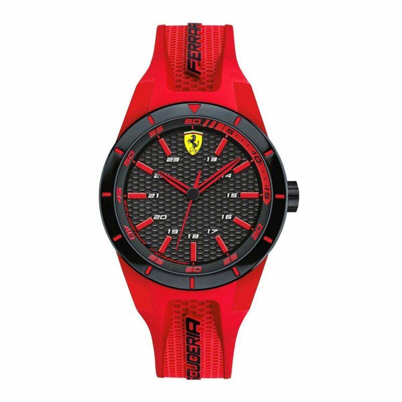 Ferrari óra - Small Red Rev piros