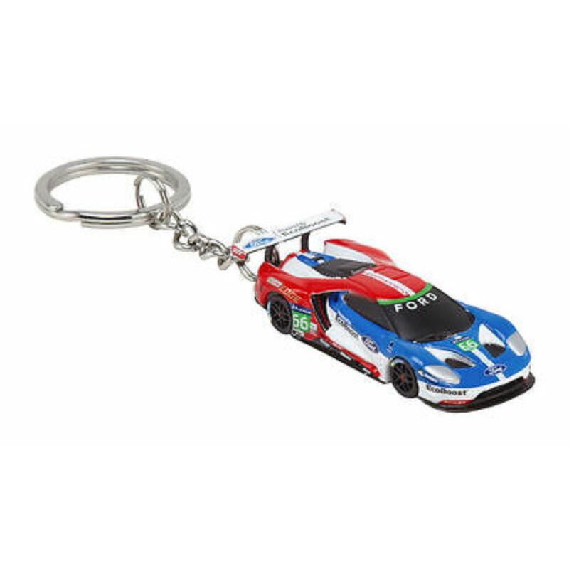 Ford kulcstartó - GT Car