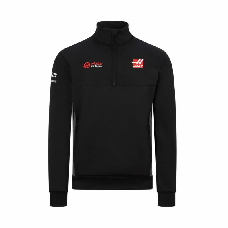 Haas pulóver - Team
