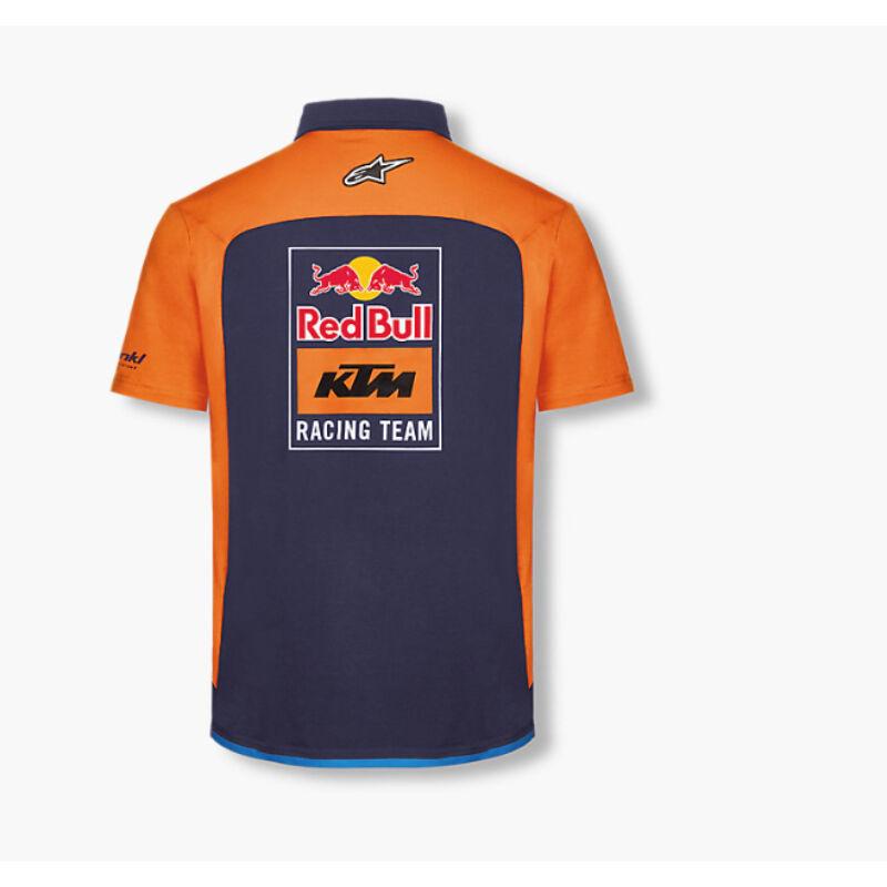 KTM galléros póló - Team