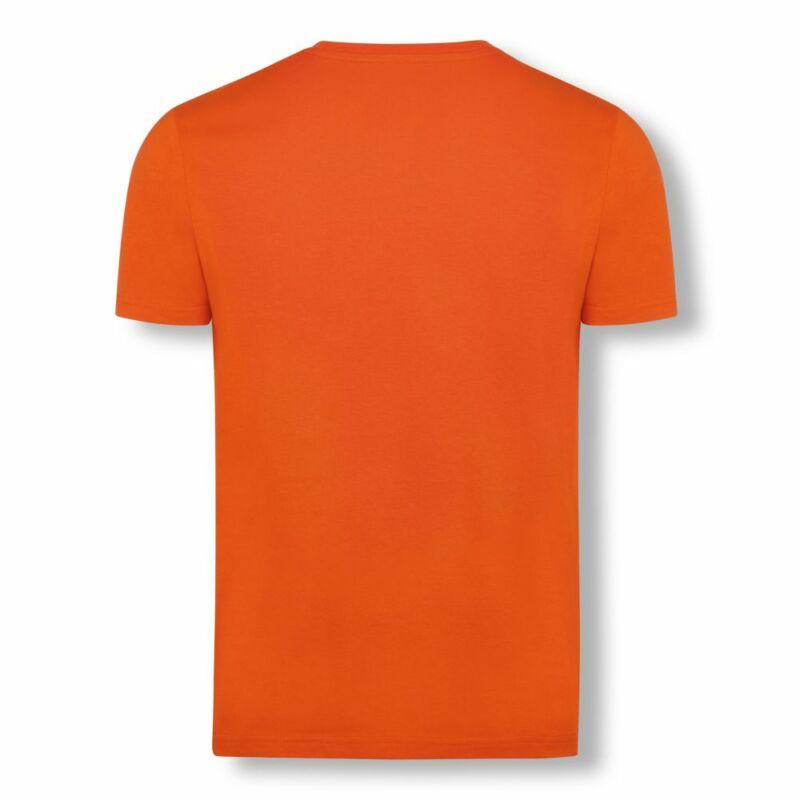 KTM póló - Team Logo narancssárga