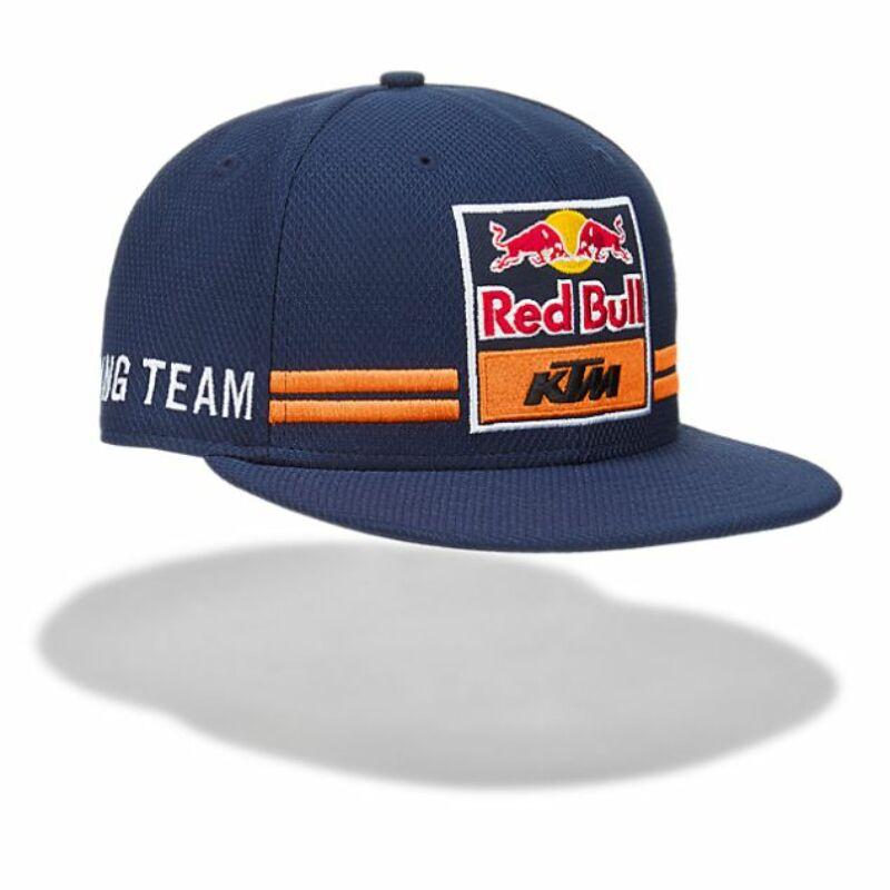 KTM sapka - Team Flatbrim