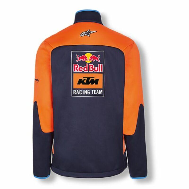 KTM softshell pulóver - Team