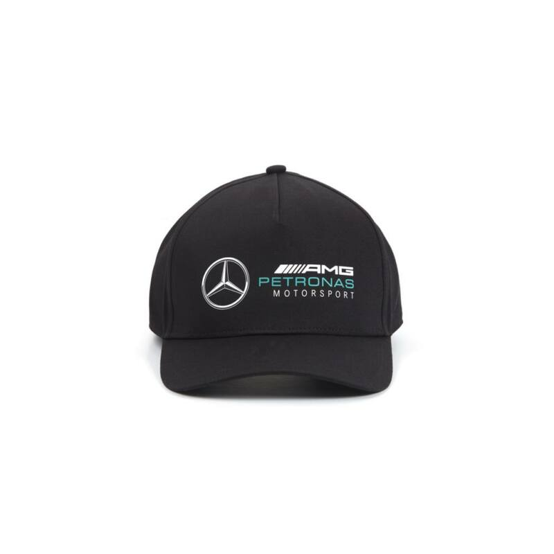 Mercedes AMG Petronas sapka - Racer fekete