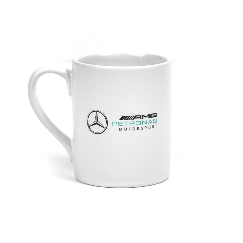 Mercedes AMG Petronas bögre - Team Logo fehér