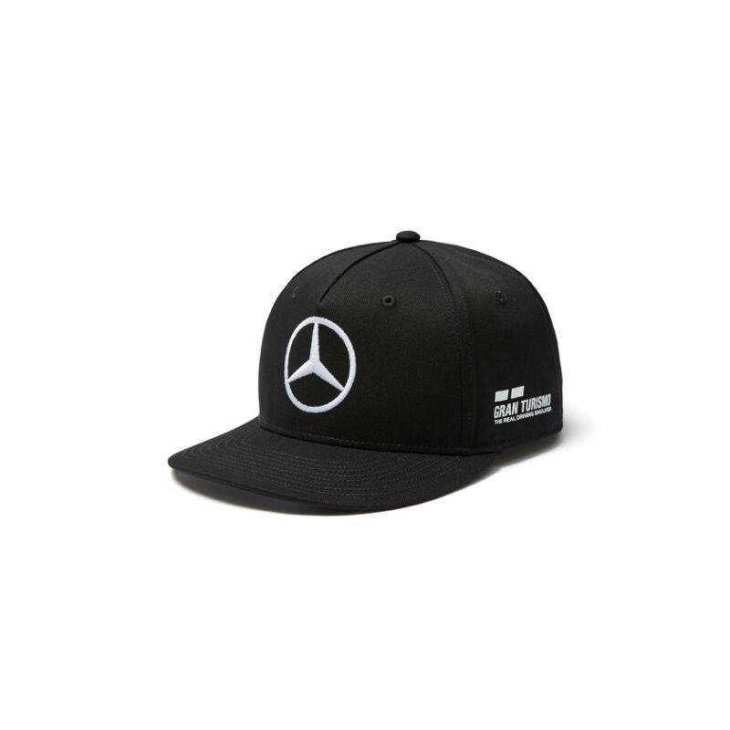 Mercedes AMG Petronas sapka -  Hamilton Fan Flatbrim Black