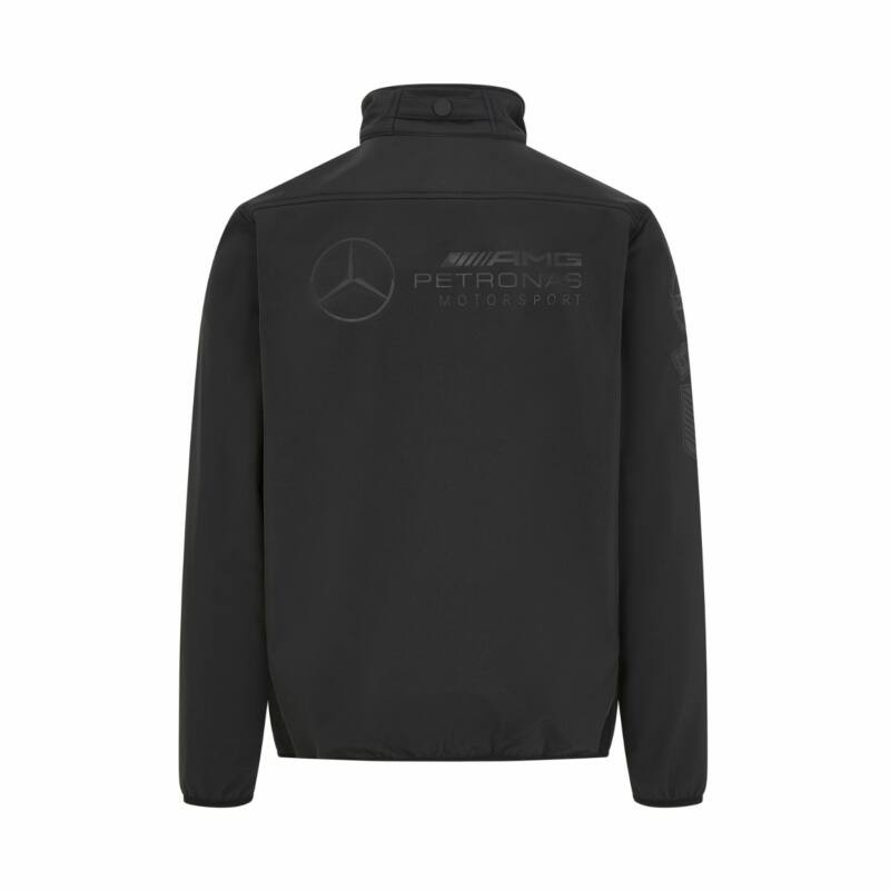 Mercedes AMG Petronas softshell pulóver - Team Logo