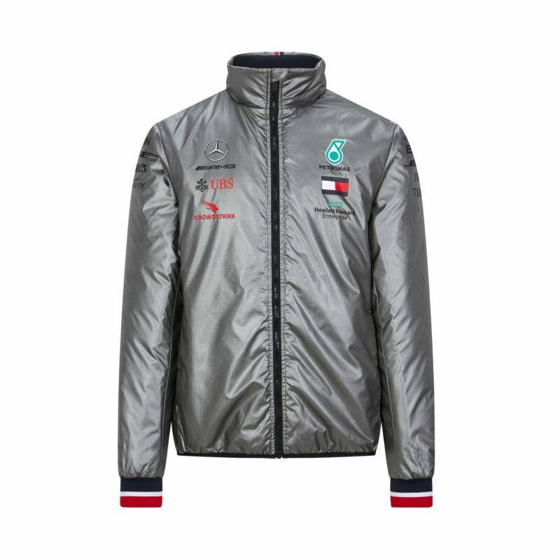 Mercedes AMG Petronas kabát - Team Line Winter