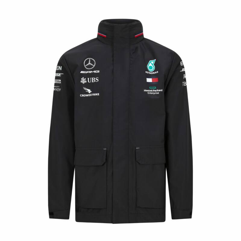 Mercedes AMG Petronas kabát - Team Line Lightweight