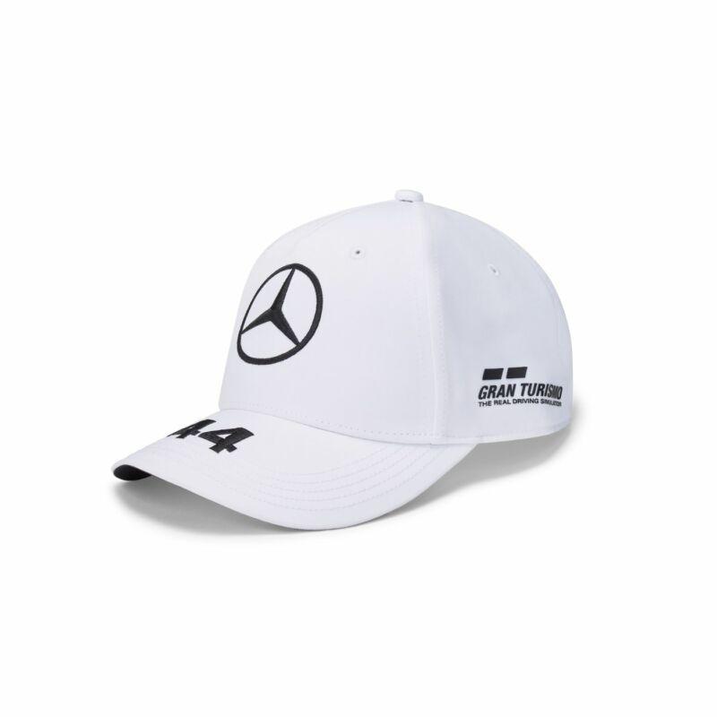 Mercedes AMG Petronas gyerek sapka - Driver Hamilton Baseball White