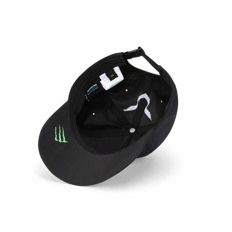 Mercedes AMG Petronas gyerek sapka - Driver Hamilton Baseball Black