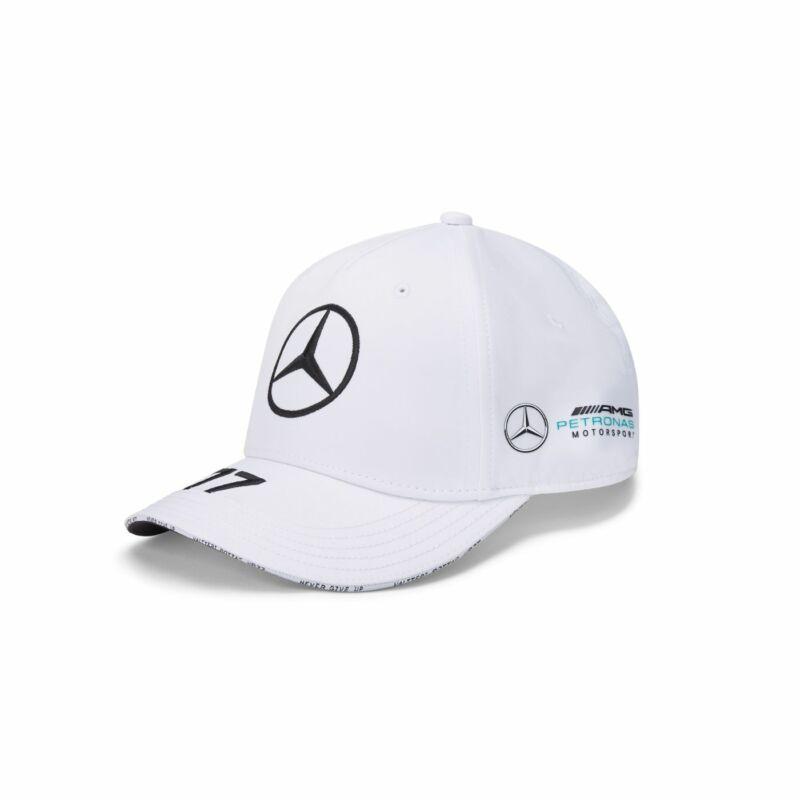 Mercedes AMG Petronas sapka - Bottas White