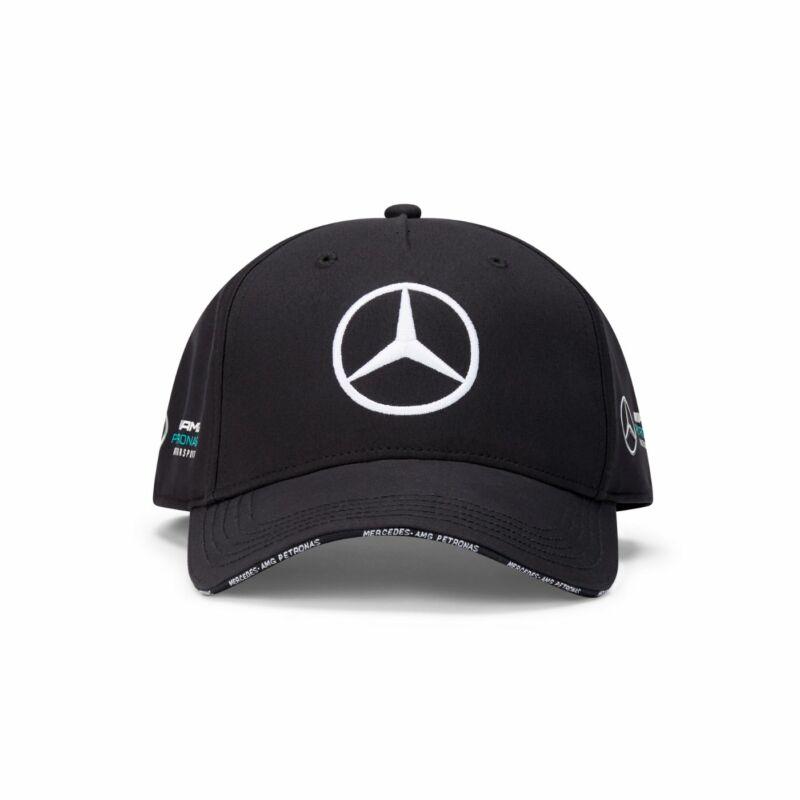 Mercedes AMG Petronas sapka - Team Black